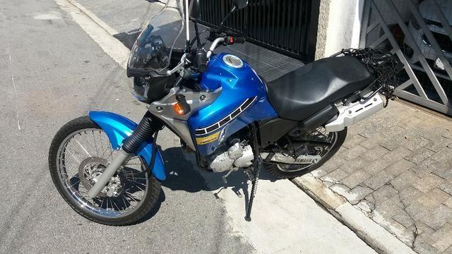 Yamaha xtz 250 ten r azul 2012 2012 motos santa for Yamaha santa maria
