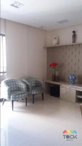 Apartamento 3 quartos com 2 suítes, varanda