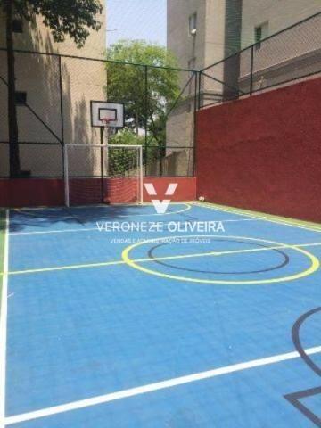 Apartamento à venda com 2 dormitórios em Vila granada, São paulo cod:133 - Foto 11