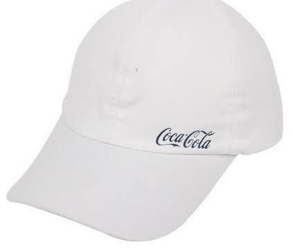 Bonés Coca Cola - Bijouterias ffd54793fe0