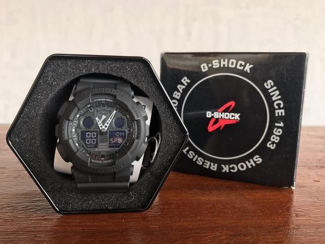 e3a713ec820 Relogios Casio G-Shock Originais - Bijouterias