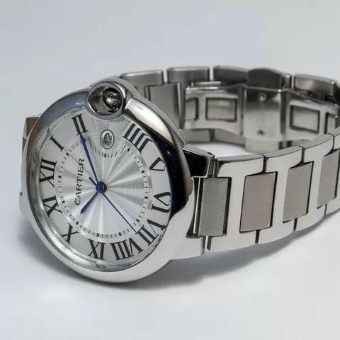 16ffa6ad6b4 Relógio Cartier Ballon Bleu - Bijouterias