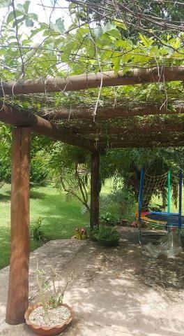 Chácara porteira fechada á venda no manso/mt - Foto 6