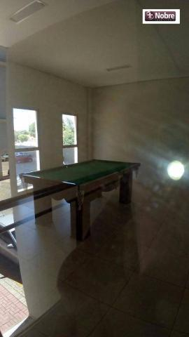 Apartamento com 3 dormitórios à venda, 71 m² por r$ 225.000,00 - plano diretor sul - palma - Foto 16