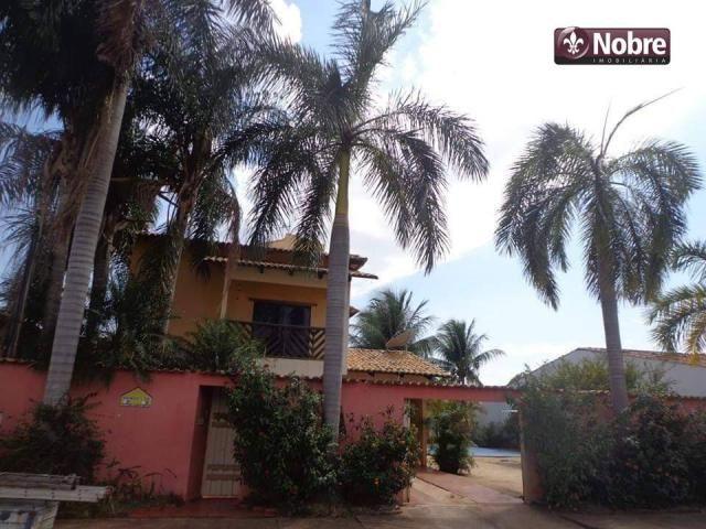 Sobrado para alugar, 272 m² por r$ 4.005,00/mês - plano diretor norte - palmas/to - Foto 2