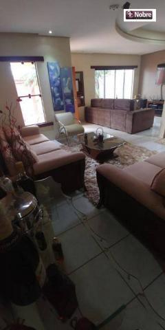 Sobrado para alugar, 272 m² por r$ 4.005,00/mês - plano diretor norte - palmas/to - Foto 11