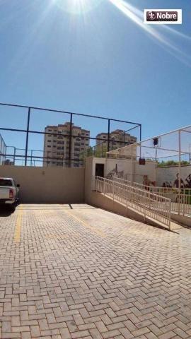 Apartamento com 3 dormitórios à venda, 71 m² por r$ 225.000,00 - plano diretor sul - palma - Foto 15