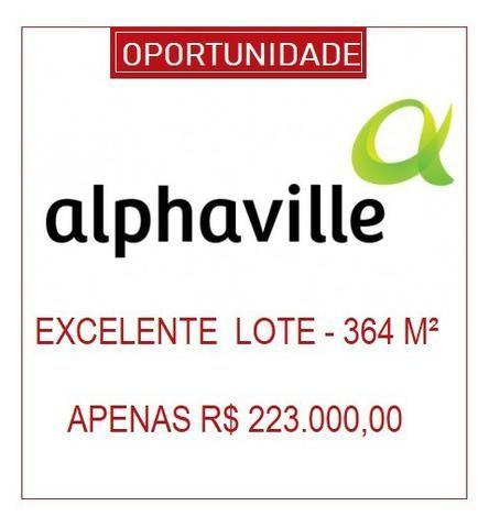 Terreno Alphaville 2 - Preço de ocasião