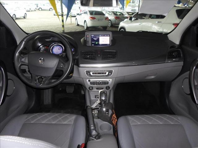 RENAULT FLUENCE 2.0 PRIVILÉGE 16V FLEX 4P AUTOMÁTICO - Foto 8