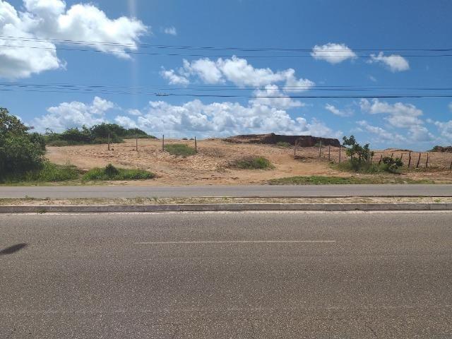 Vendo lote, cond. Barramares, 300m² área Troco por carro - Foto 4