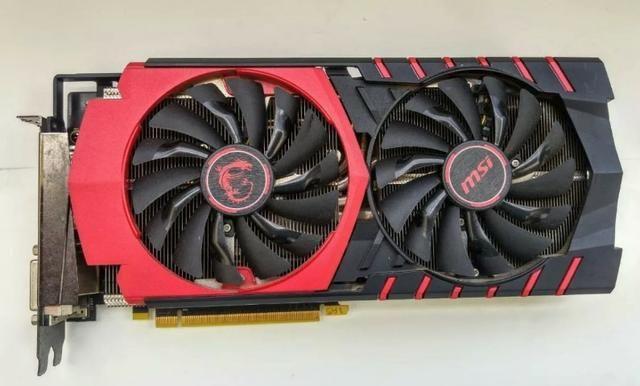 Placa de Vídeo 8gb R9 390x Radeon MSI