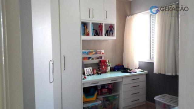 Apartamento com 4 dormitórios à venda, 131 m² por r$ 690.000 - jardim das indústrias - são - Foto 15
