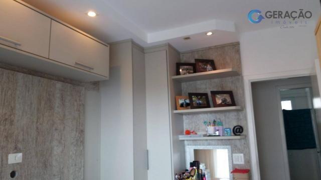 Apartamento com 4 dormitórios à venda, 131 m² por r$ 690.000 - jardim das indústrias - são - Foto 14