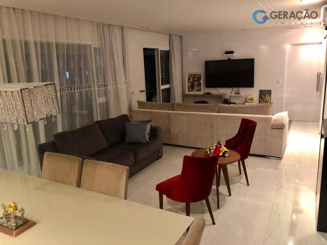 Apartamento com 3 dormitórios à venda, 156 m² por r$ 865.000 - jardim das indústrias - são - Foto 5