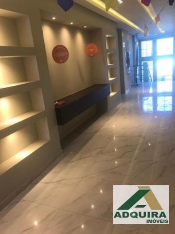Apartamento  com 3 quartos no Edifício Piazza Allegra - Bairro Jardim Carvalho em Ponta Gr - Foto 3