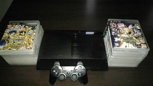 PS3 + jogos infantis mídia digital