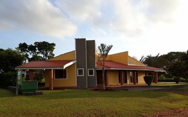 Casa na represa de Avaré
