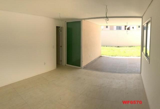 Casa em condomínio para alugar, Condomínio no Eusébio, Precabura, 3 quartos, lazer - Foto 3