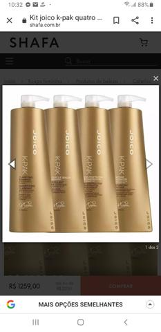 Kit joico k-pac