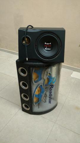Aplicador Sumishi e caixa Roadstar - Foto 2