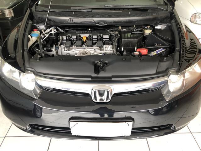Honda Civic LXS - 1.8 Aut. Flex / Completo - Foto 8