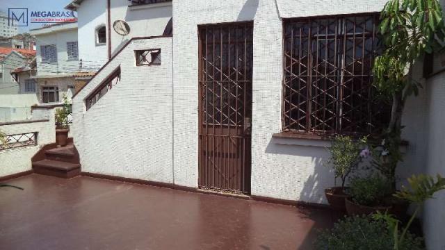 Casa à venda com 4 dormitórios em Cambuci, São paulo cod:CA017862
