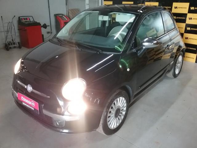 FIAT 500 1.4 LOUNGE 16V GASOLINA 2P MANUAL - Foto 3