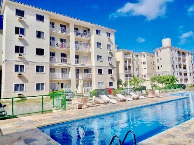 Oportunidade! Apartamento no Terraço dos Ventos Cambeba com 83m, 3 quartos e 2 vagas
