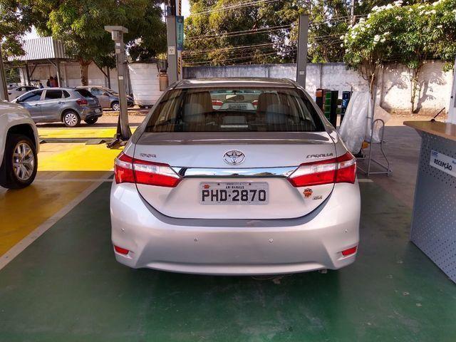 Toyota Corolla Sedan 1.8 Dual VVT-i  XLI (aut) (flex) - Foto 5