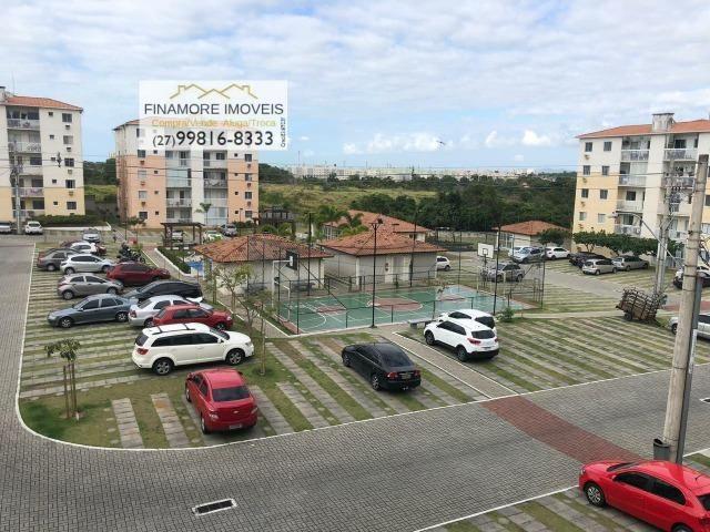 Apartamento com 02quartos/suite 61 m² por R$ 195.000,00 - Praia da Baleia - Serra/ES - Foto 11