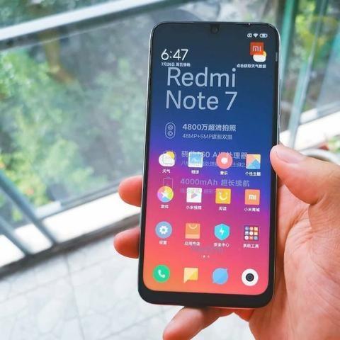 Xiaomi Redmi Note 7 64gb 4gb 48 Mpx Dual/ Versão Global-Novo Com Garantia De 6 Meses - Foto 4
