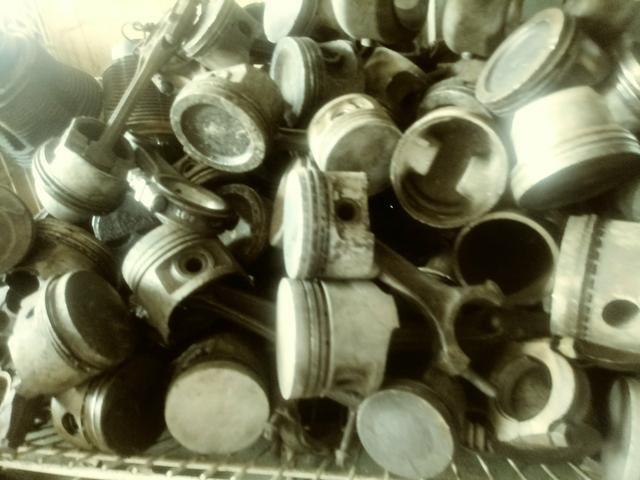 Pistoes Usados para varias marca de carros