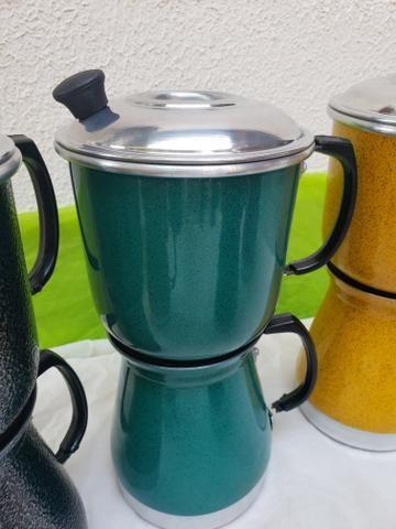 Cafeteira coloridas - Foto 4