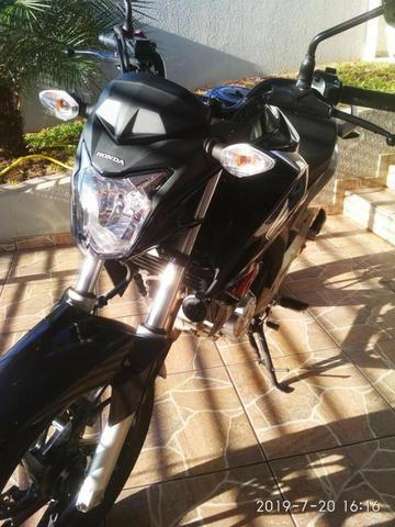 Twister 250 cc
