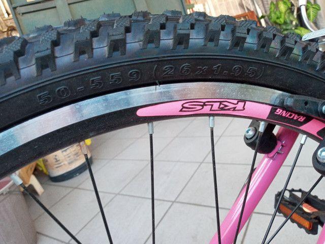 Bicicleta zero sem uso nova. - Foto 5