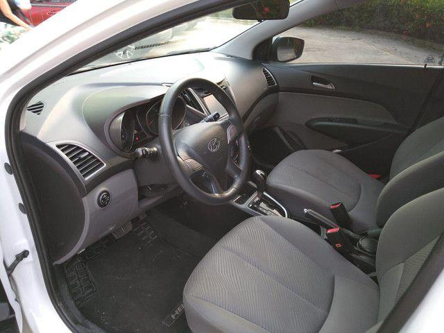 Hyundai Hb20 sedan premium 1.6 flex automático top de linha - Foto 8