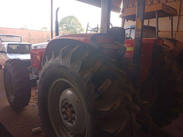 Trator Massey Ferguson 275 4x4 Advance - Foto 3