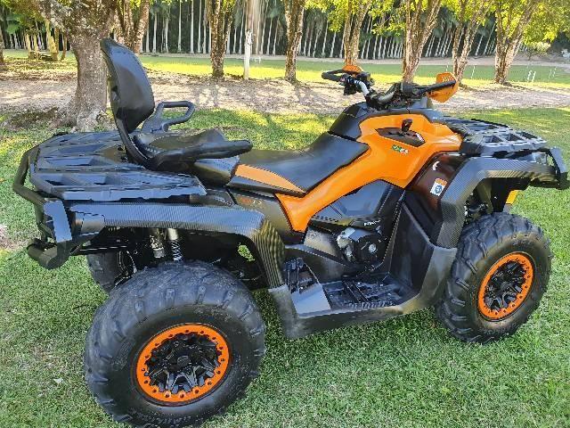 Quadriciclo Can Am Xtp max 1000r - Foto 3