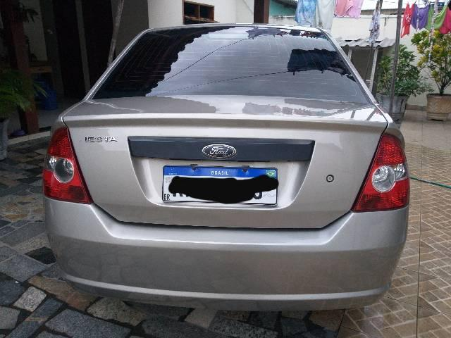 Ford Fiesta Sedan Completo IPVA Ok  - Foto 2