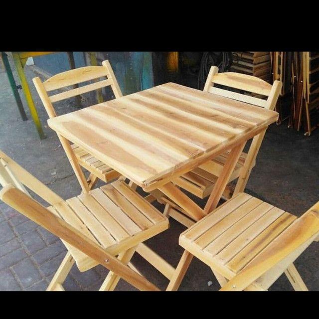 Mesas e cadeiras direto de fábrica  - Foto 2