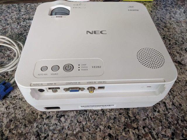 Projetor nec np-ve282b - Foto 3