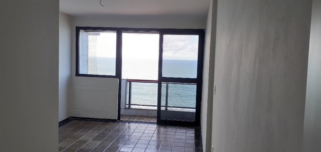 AL98 Apartamento 4 Suítes e Varandas, Varandão, 6 Wc, 3 Vagas, 405m², Beira Mar Boa Viagem - Foto 12