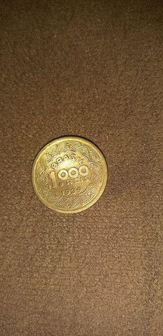 Vende se moedas antigas 100 - Foto 6