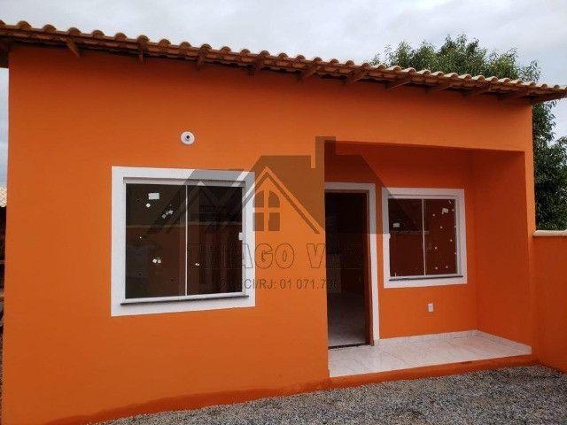 Casa de 02 quartos com área gourmet - Foto 10