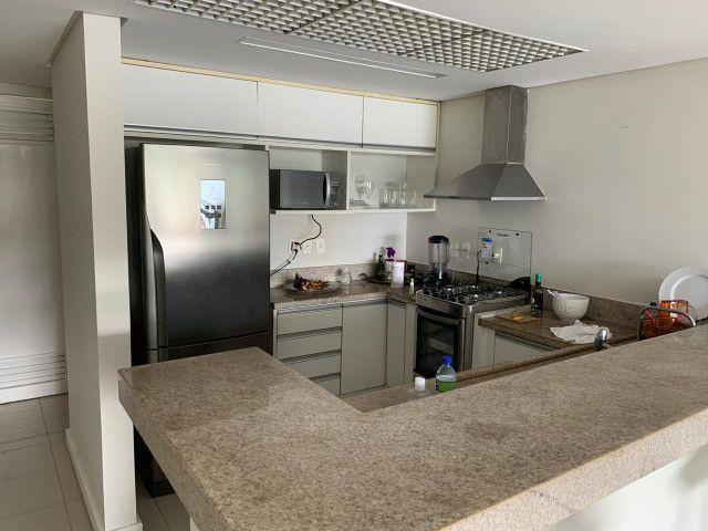 Apartamento Porto Trapiche 1 Quarto 94m2 Nascente Vista Mar Decorado Orla Contorno - Foto 16