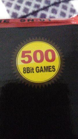 Promoção Nintendinho 8 Bits - 500 jogos - Foto 6