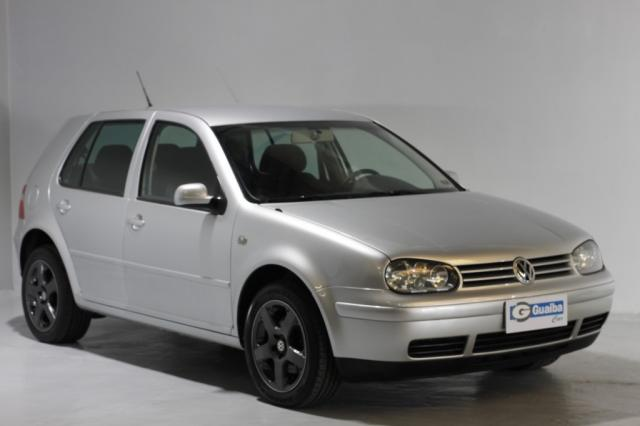 VOLKSWAGEN GOLF 2.0 MI 8V FLEX 4P MANUAL - Foto 3