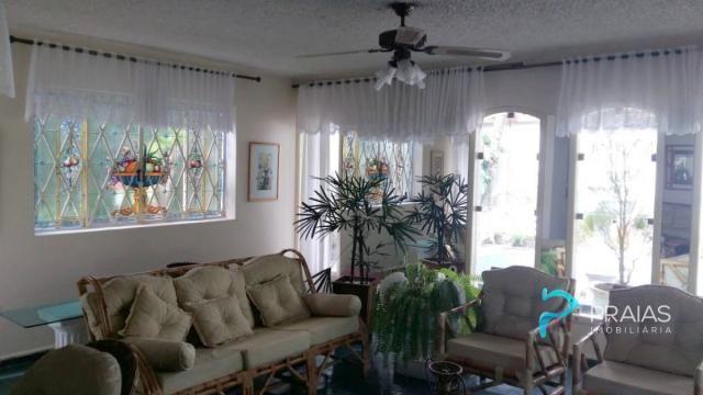 Casa à venda com 4 dormitórios em Praia de pernambuco, Guarujá cod:74287 - Foto 10