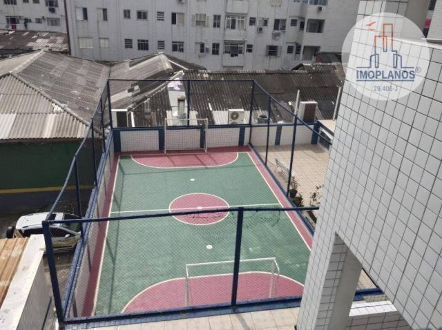 Apartamento à venda, 70 m² por R$ 280.000,00 - Boqueirão - Praia Grande/SP - Foto 19