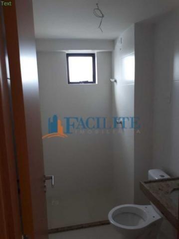 Apartamento à venda com 2 dormitórios em Expedicionários, João pessoa cod:21672 - Foto 9